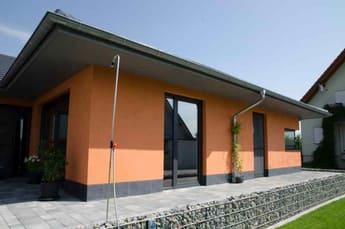 barrierefreies Einfamilienhaus
